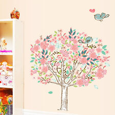 Removable Big Tree DIY Decor Wall Sticker Wall Art Vinyl Decal Quote