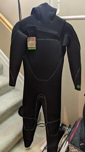 NWT Patagonia Men's R2 Yulex Front Zip Hooded Full Wetsuit Size MS MSRP $489