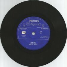 "MARTY WILDE Bad Boy / It's Been Nice 45rpm 7"" Vinyl Single Philips PB972 DA"