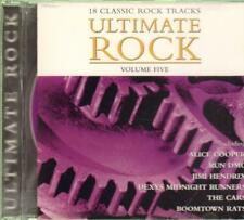 Various Rock(CD Album)Ultimate Rock Vol.5--New