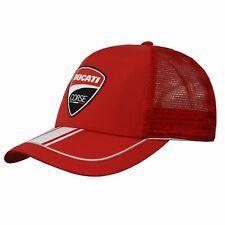 Puma Mens Unisex Ducati Corse Cap Red Casual Hat 602522 01
