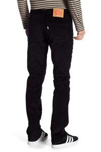 Levis 511 Slim Fit Velours Pantalon Couleur Noir 511-2032