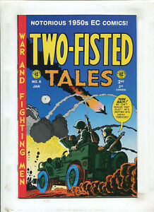 1993 TWO-FISTED TALES #6 REPRINT (9.2) DEATH STAND 1993