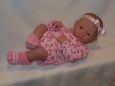 "Cute 12"" La Newborn Berenguer Baby Doll In Pink"