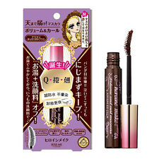 [ISEHAN KISS ME] Heroine Make Volume & Curl Mascara Advanced Film 6g BROWN NEW