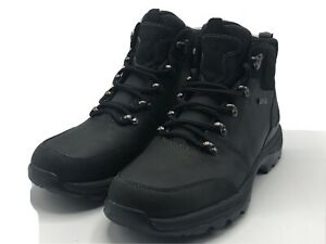 Rockport XCS CS Mudguard Boots Men's Size 9M Black CH1287 New in Box