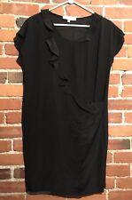 Athé Vanessa Bruno Back Silk Dress Size 36 Small