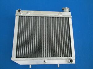 ATV Aluminium Racing Radiator For Honda TRX450R TRX450 2004-2009 2005 2006 2008