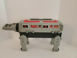 GoBots COMMAND CENTER Playset Vintage 1984 Tonka (NOT COMPLETE, WORKING)