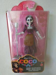 Disney Pixar Coco Mama Imelda Action Figure New Mattel