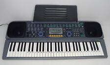 OPTIMUM Concertmate 990 61-Key Electronic Keyboard 100 Rhythms 200 Tones - Mint!