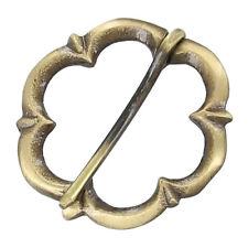 Medieval Renaissance Decorative Brass Buckle