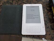 Amazon Kindle 2nd Gen D00701 2GB eBook Reader 3G Wireless White