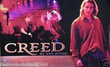 Creed 1998 My Own Prison Original Promo Poster I