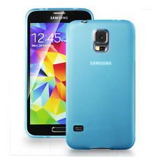 [SAMSUNG TEXTURE] Samsung Galaxy S5 Soft TPU Case Slim Cover Screen Protectors