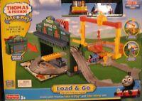 Take n Play along THOMAS LOAD n GO  Playset NEW nib sodor shipping company