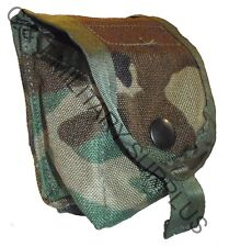 Woodland Single Hand Grenade Pouch New
