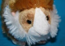"Althans Club Animal Neustadt Germany Plush Stuffed GUINEA PIG 7"" Brown Soft Toy"