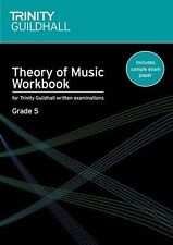 Theory of Music Workbook Grade 5 by Naomi Yandell (Sheet music, 2007)