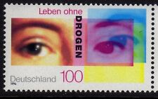 Germany 1996 The Struggle Against Medicine Abuse SG 2737 MNH