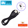 USB A to 5.5mm*2.1mm 5V Barrel Jack Plug Male DC Power Charger AC Adapter Cable