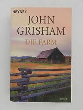 John Grisham Die Farm Roman Thriller Heyne Verlag