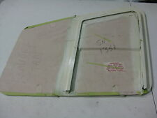 Bell Helicopter L Model Flat Crew Blue R/H Window AAI p# 206-204-104 New
