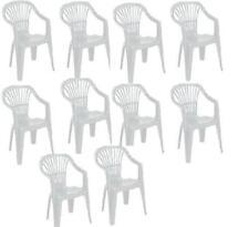 Sedie da esterno in plastica | eBay