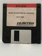 Hunter F11-016 WinAlign Alignment Floppy Disk Software P-68