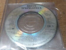 BRUCE SPRINGSTEEN - TOUGHER THAN- USA PRESSING!- RARE CD 3 INCHES - CD 3 POUCES
