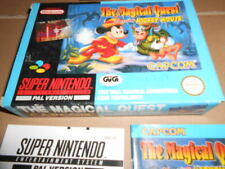 🔥  Magical Quest Starring Mickey Mouse SNES PAL snsp-ita gig Super Nintendo  🔥