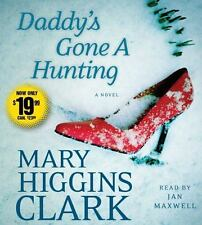 DADDYS GONE A HUNTING unabridged audio CD by MARY HIGGINS CLARK - Brand New!