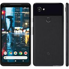 "New in Sealed Box Google Pixel 2 XL 6.0"" Smartphone USA/GLOBAL Just Black/128GB"