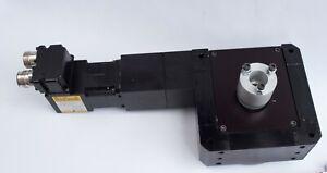 Baldor AC Servomotor BSM50A-133AA 160V 4000RPM + Bayside Rotation Stage Gear
