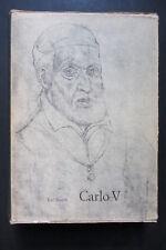 CARLO V  Karl Brandi  intro. Federico Chabod  1961  Giulio Einaudi editore