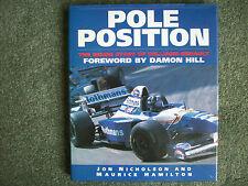 POLE POSITION BY JON NICHOLSON AND MAURICE HAMILTON