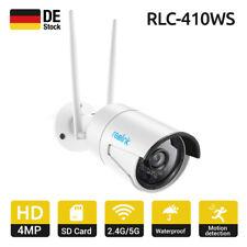 Reolink Wlan IP Kamera 4MP Sicherheitskamera DualBand 2.4/5G Outdoor RLC-410WS