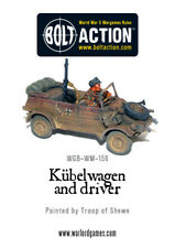 Warlord Games WGB-WM-158 - Kübelwagen