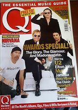 Q MAGAZINE AWARDS 2004 - U2 - ELTON JOHN - MUSE -THE CLASH
