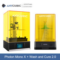 ANYCUBIC Photon Mono X High Speed LCD 3D Printer Large Volume + Wash & Cure 2.0