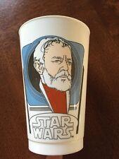 1977 Star Wars Ben Obi-Wan Kenobi Coca Cola Plastic Cup Collector Edition (B107)