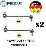2 x BMW 3 series E46 Z4 98-05 MEYLE Front Suspension Drop Link Rod 3160604607/HD