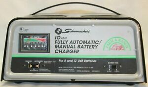 Schumacher Battery Charger 10Amp Farm And Ranch Manual Or Automatic mod.SE- 3004