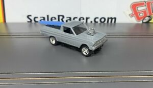 Grey Ranchero Pick- up Body(ONLY) for Aurora 4-gear type chassis