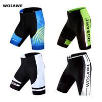 Mens Cycling Shorts Gel Padded Short Pants MTB Road Bike Bicycle Sports Tights