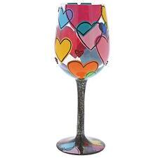 Lolita 6001352 Love Is All Around Us Wine Glass