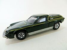 TOMY TOMICA No.15 'LOTUS EUROPA  SPECIAL' RACING GREEN. 1:59. MINT. JAPAN.