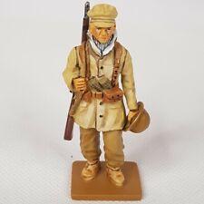 Del Prado - Germany-1914 Prussian Lieutenant - Painted Lead Soldier