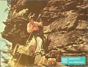 Deliverance (1972) Jon Voight, Burt Reynolds 8x EX YU LOBBY CARDS SET