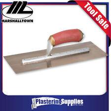 """Marshalltown 330 X 127mm PermaShape® """"Flat"""" Golden Stainless 12166"""